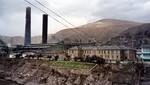 La Oroya: Trabajadores de Complejo Metalúrgico celebran hoy asamblea