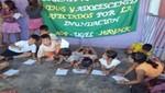 Loreto inicia estrategia educativa para alumnos damnificados por inundaciones