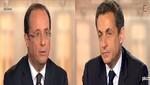 Francia: Sarkozy y Hollande crearon polémica sobre 'unión' de franceses en debate presidencial