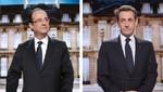 El modelo económico fue un tema sensible en el debate entre Sarkozy y Hollande