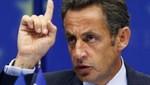 Sarkozy le ganó el debate a Hollande por unas décimas