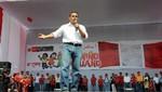 Presidente Ollanta Humala guardó minuto de silencio tras la muerte del suboficial César Vilca