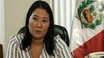 Keiko Fujimori a presidente Humala: 'El Perú espera autoridad, decisión y estrategia de su parte'