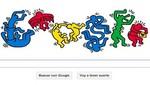 Google homenajea al artista Keith Haring con nuevo doodle