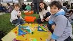 Mañana se realizará el evento infantil 'Arte en tu parque' en Miraflores