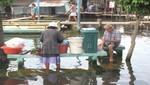 Minsa y autoridades de Loreto realizan labores de prevención para evitar males infecto contagiosos