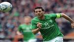 Bundesliga: Werder Bremen perdió 3-2 ante el Schalke 04 con doblete de Pizarro
