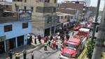 Único sobreviviente de incendio en Chosica: 'Gracias a Dios estoy vivo'