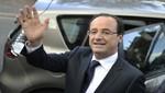 Francois Hollande sobre victoria: 'Francia se decidió por el cambio'