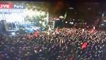 Francois Hollande: Soy el presidente de la juventud de Francia