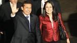 Presidente Humala viajó a Japón y a Corea