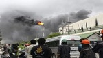Incendio de una planta química deja 12 muertos en Tailandia