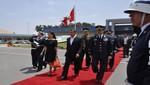 Presidente Ollanta Humala viajó a Asia para realizar gira de trabajo en Japón y Corea