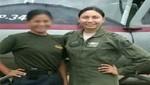 Hermana de capitán Flores encaró a ONG de derechos humanos