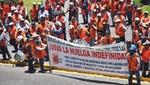 Último minuto: Paro de mineros informales en Arequipa dejó un muerto