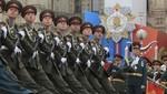 Rusia conmemora su victoria contra los nazis durante la Segunda Guerra Mundial