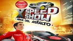X Speed Show en el Perú