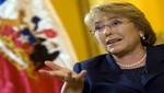 Más de la mitad de chilenos quiere la vuelta de Michelle Bachelet