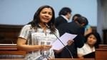 Marisol Espinoza invoca a Fiscalía unir esfuerzos contra impunidad y corrupción