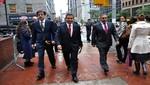 Presidente Ollanta Humala culmina gira en Asia y regresa a Perú