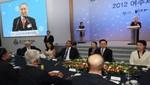 Perú presente en la EXPO YEOSU 2012