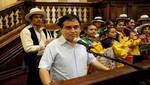 Freddy Otárola expresó su deseo que los partidos hagan propuestas y respalden a los nuevos ministros