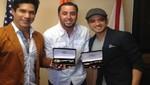 Chino y Nacho reciben las llaves de la ciudad de Miami