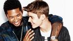 Justin Bieber y Usher hablan sobre su amistad