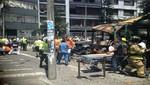 Colombia: Atentado en Bogotá deja cinco muertos y 19 heridos