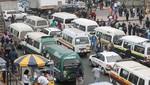MTC saluda la decisión de gremios de transportistas de suspender paro convocado para mañana