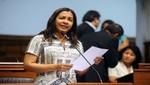 Vicepresidenta Espinoza verificará si ministro Wilver Calle firmó sujeción a Fujimori