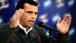 Venezuela: Capriles se compromete a crear 450.000 puestos de trabajo para las personas mayores