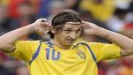 Manchester City ofrece casi 20 millones de euros anuales a Zlatan Ibrahimovic