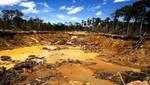 Plan piloto para evitar contaminación por minería artesanal en Madre de Dios