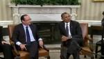 Obama y Hollande se reúnen para hablar sobre los problemas de Europa