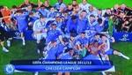 Vea la definición por penales que coronó campeón de la Champions League al Chelsea (video)