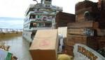 INDECI lleva 16 toneladas de ayuda humanitaria a Región Loreto