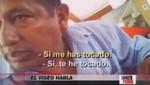 Idelia Calderón habría sido amenazada por legislador Walter Acha