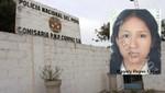 Mujer policía fue encontrada muerta en Tacna