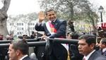 Presidente Humala viajará a Europa para promover TLC con la Unión Europea