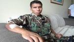 Suboficial Luis Astuquilca fue ascendido por la Policía Nacional