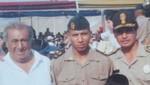 Suboficial Luis Astuquillca: 'No desmayemos en lograr nuestro objetivo'