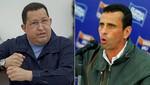 Capriles y Chávez saludan a Danilo Medina por triunfo electoral en República Dominicana