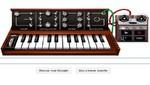 Google lanza doodle por el nacimiento de Robert Moog