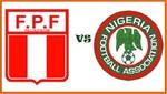 ATV transmitirá a todo el país el partido amistoso Perú – Nigeria
