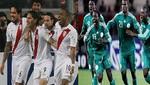 Perú enfrenta esta noche en partido amistoso a su similar de Nigeria