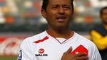 El Chorrillano Palacios se despidió de la selección peruana