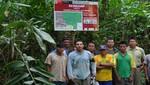 Se realiza supervisión en la zona del Parque Nacional del Manu