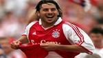 Confirmado: Claudio Pizarro firmó por el Bayern Munich