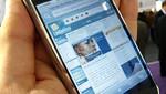 Smartphones de internet móvil se disparan en Perú